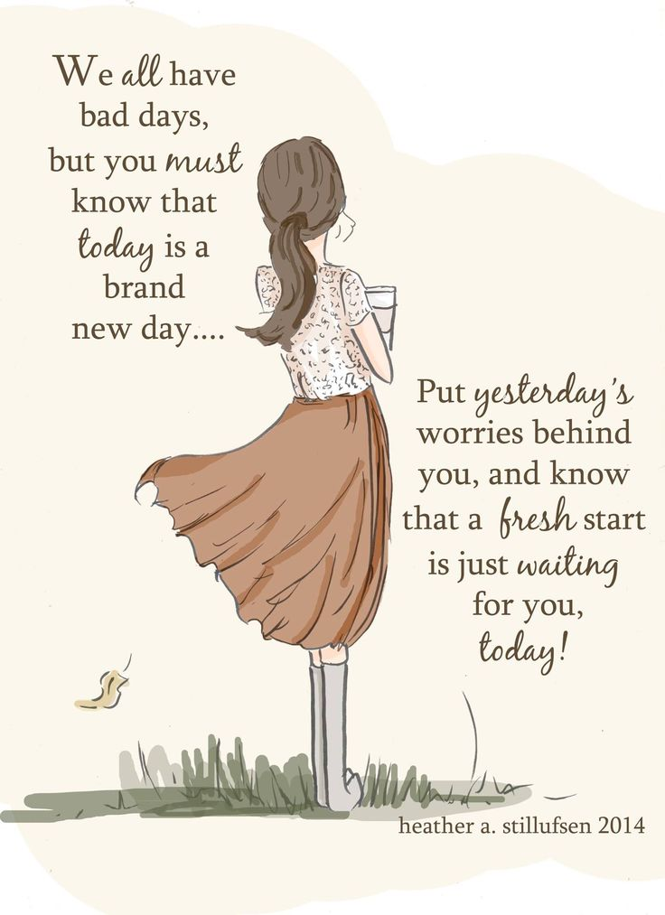 Positive Quotes For Women Today Is A Brand New Day Quotess