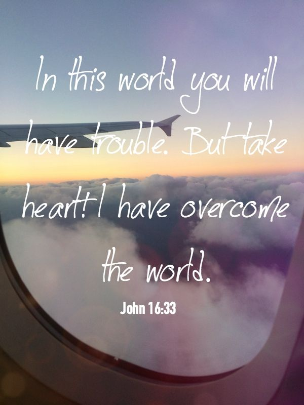 Bible Life Quotes Best Quotes About Life  John 1633  Bible Verse  Faith
