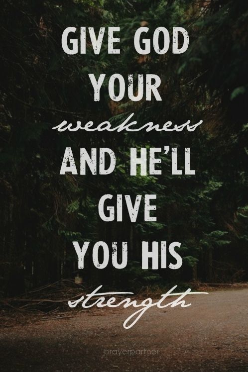 Spiritual Life Quotes And Sayings Endearing Quotes About Strength  We All Have Areas Where We Need To Come Up