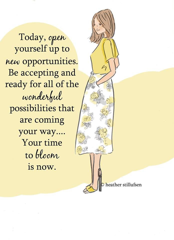 Positive Quotes For Women The Heather Stillufsen Collection From