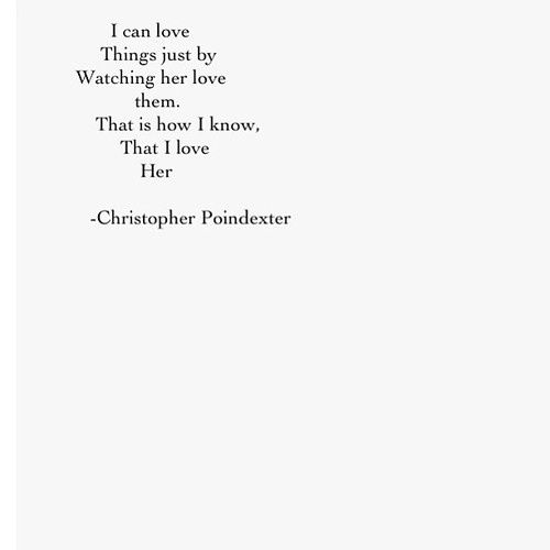 Love Quotes For Her: christopher+poindexter | Christopher ...