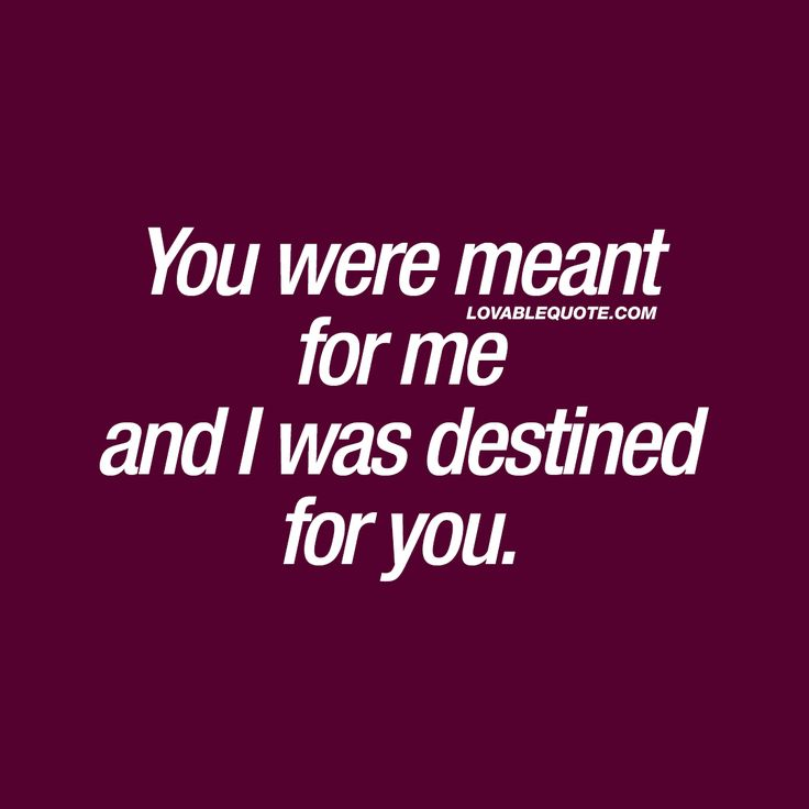 Love Quotes For Her: \