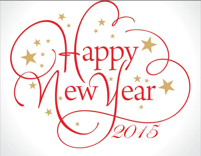 New Year Wishes 2018 : Nice Happy New Year 2015 Wallpapers Messages ...