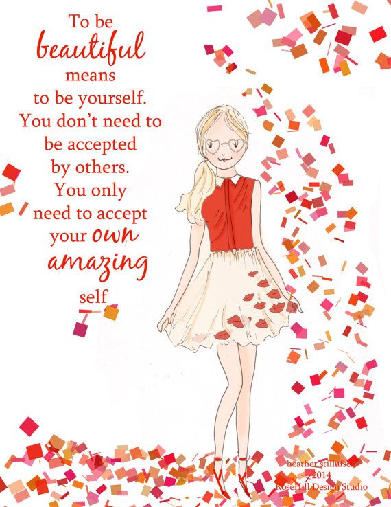 positive quotes for women art for girls art for women by