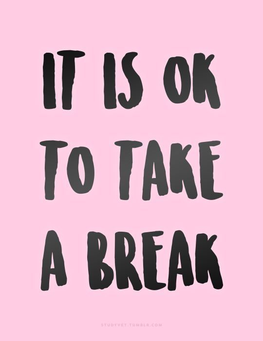 Can Taking A Break Save A Relationship
