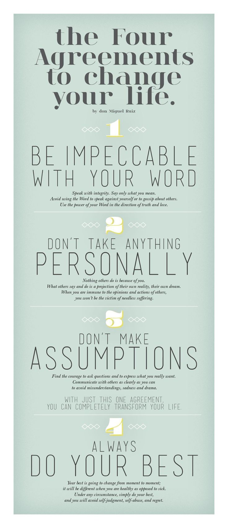 Positive Quotations About Life Positive Quotes  Rules To Change Your Life For The Better