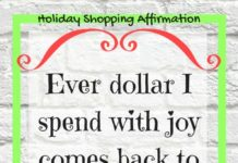 holiday shopping quotes