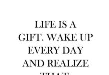 Positive Quotes Of Life Interesting Positive Quotes  Life Is A Gift  Quotess  Bringing You The Best