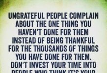 Quotes About Being Ungrateful Quotes About Being Ungrateful