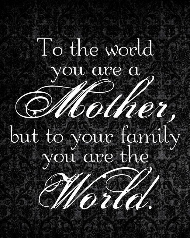 Mother\'s Day Quotes : Cute and Short Mother\'s Day Quotes ...