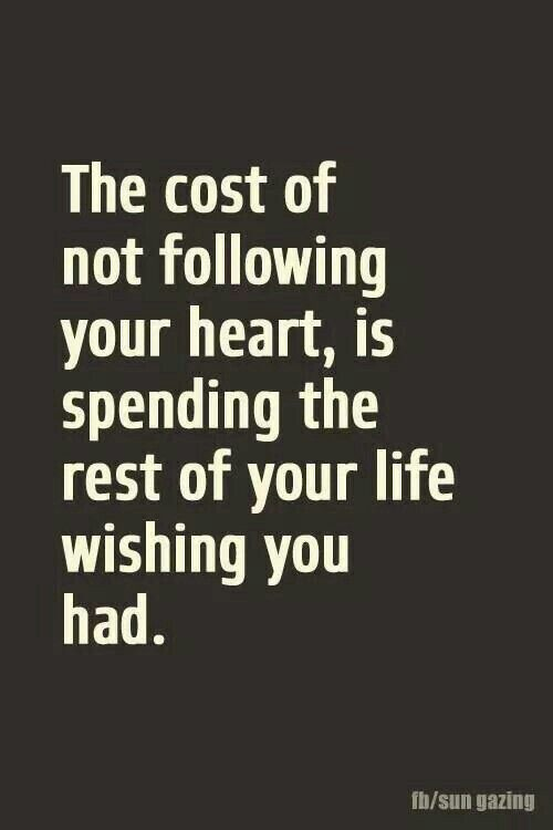 Moving On Quotes The Cost Of Not Showing Your Heart Quotess