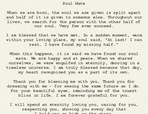 Poems About Finding Your Soulmate Archives Page 2 Of 39 Quotess
