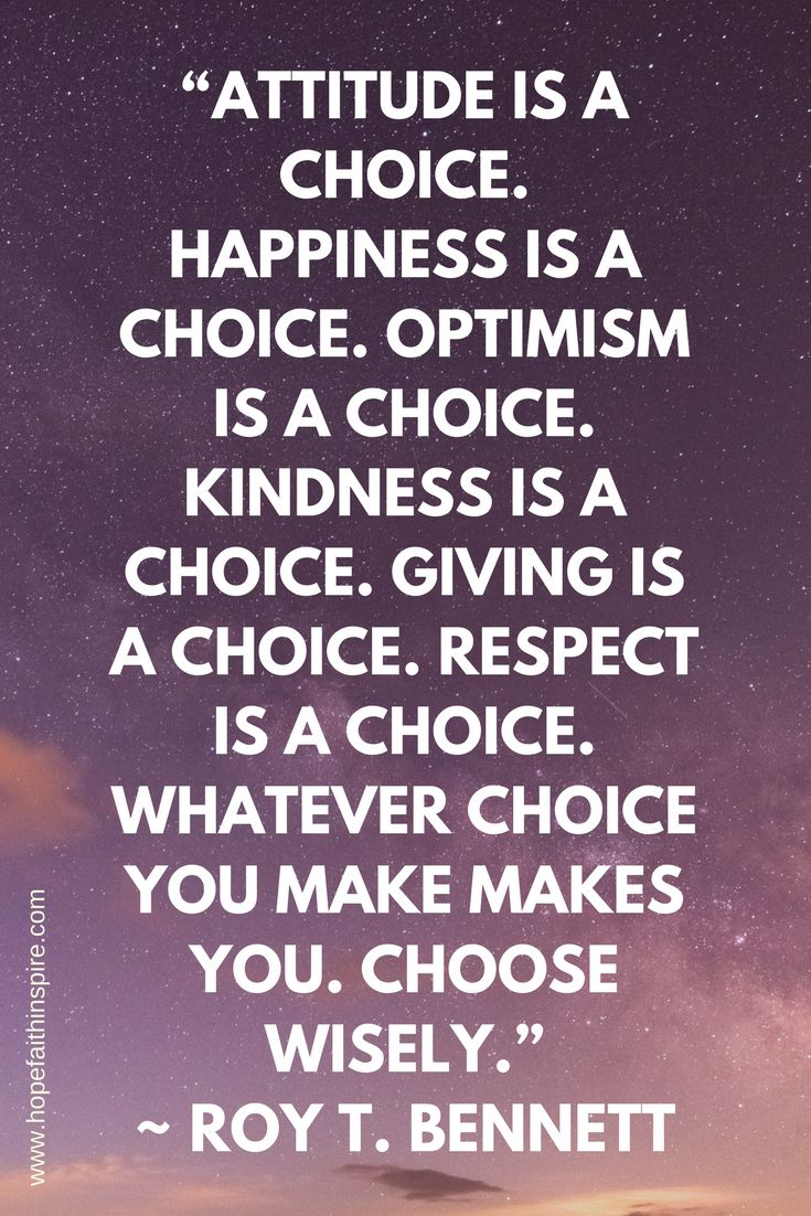 Quotes About Happiness Attitude Is A Choice Happiness Is A