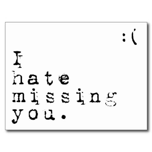 Quotes About Missing Why Do I Miss You Like This Quotess
