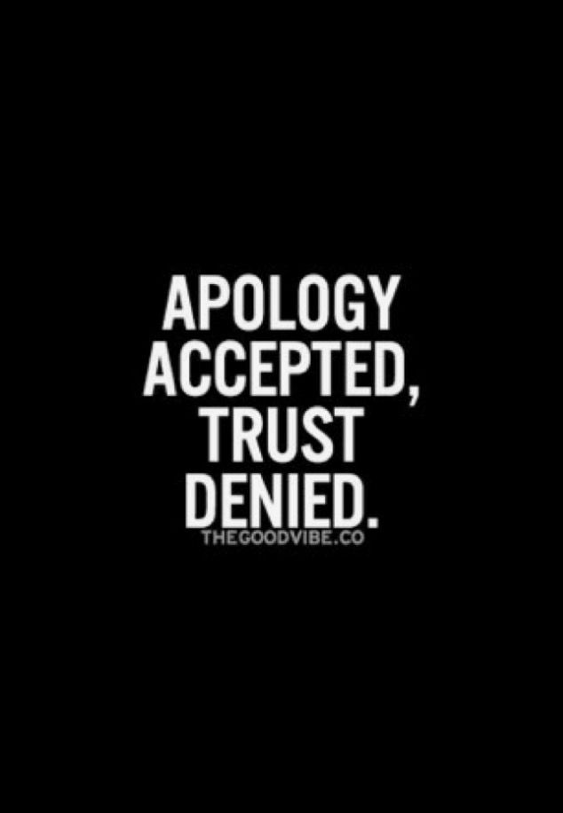 Strength Quotes : I may be accepting your apologies, but I
