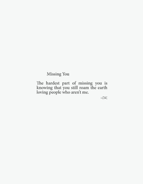 Sad Quotes About Love: Quotes About Missing : 50 Heart Touching Sad Quotes That