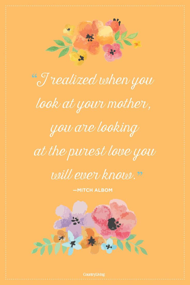 Mitch Albom Quotes | Mother S Day Quotes Mitch Albom Mothers Day Quote Quotess