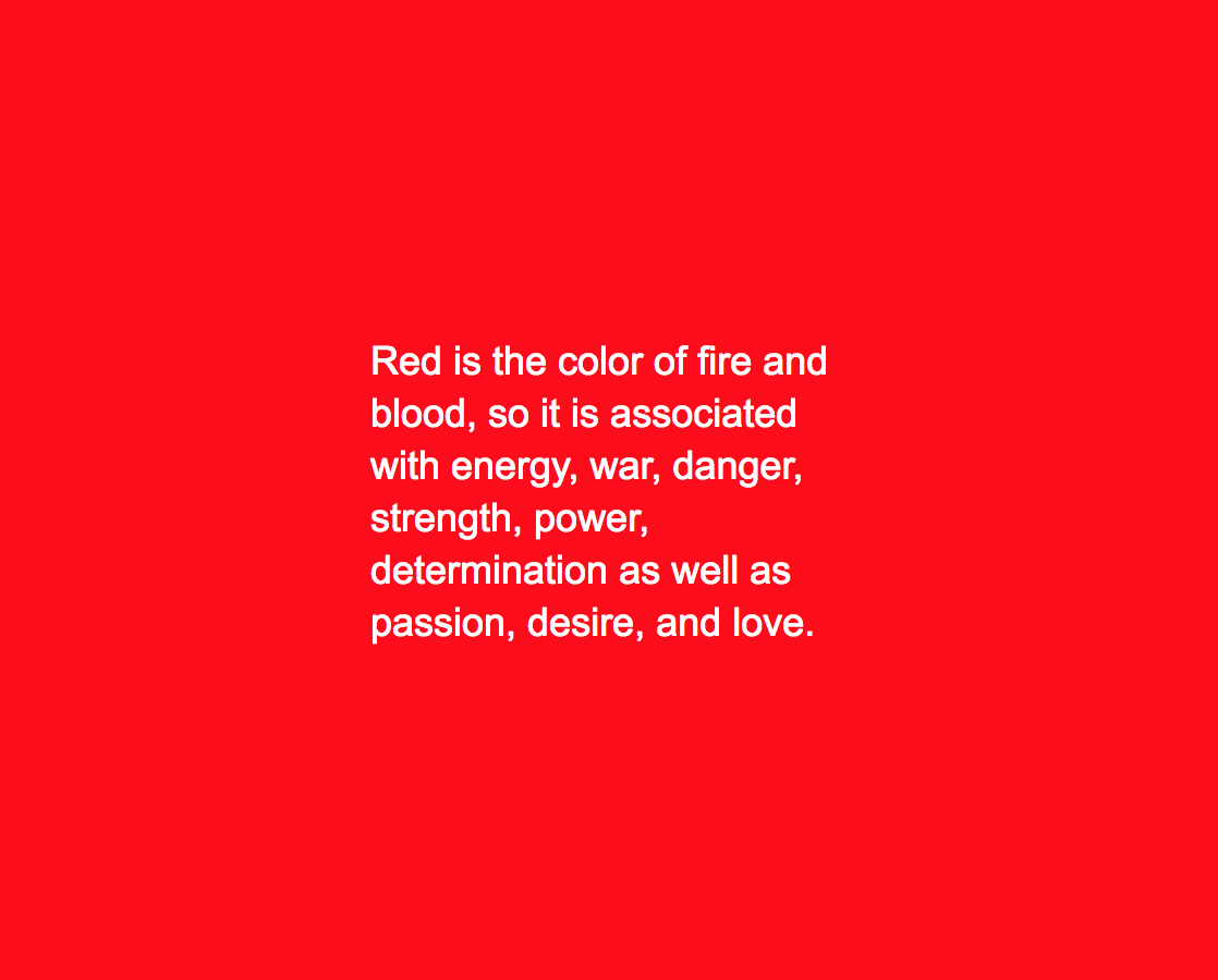 Life Quote Thepsychjournals Red Via Color Wheel Pro Quotess