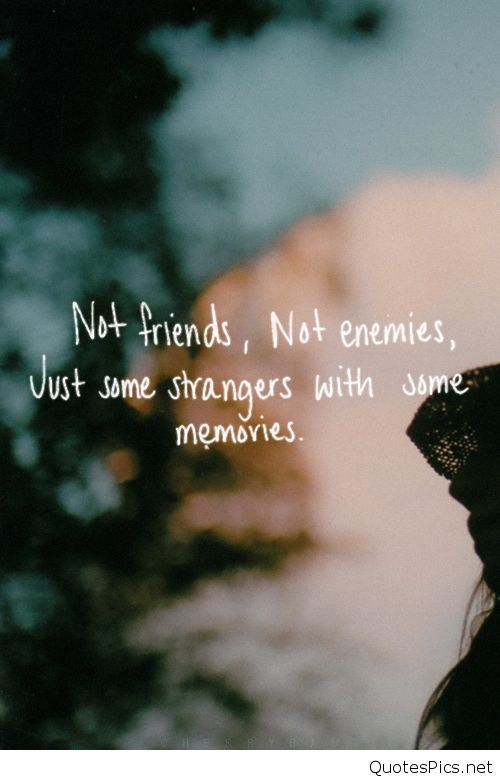 moving on quotes just some strangers some memories