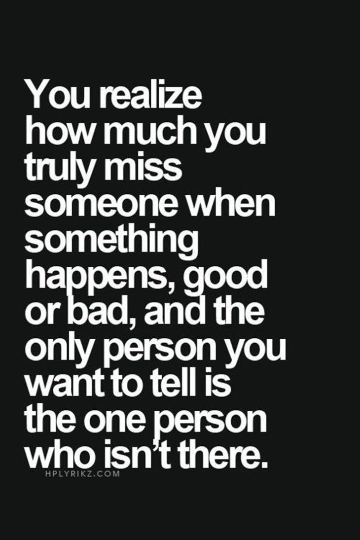 Quotes About Missing Relationships Quotes Top 337 Relationship