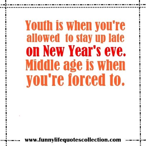 New Year\'s Quotes 2019 : Funny New Year Quotes 2016 Image on ...
