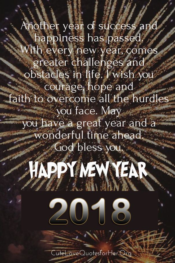 Happy New Year Quotes 2019 41