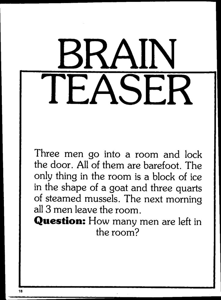 positive quotes for the day brainteaser🧠🧠🧠 docdarb