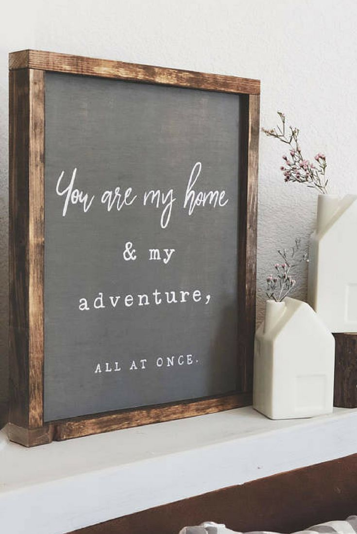 Inspirational Work Quotes You Are My Home Sign Bedroom Sign Living Room Decor Farmhouse Decor Modern Farmhouse Decor Hand Painted Wood Sign Wall Art
