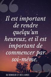 Quotes About Happiness Citation Pour Trouver Le Bonheur